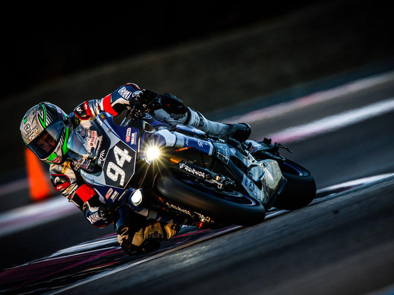 9位を獲得したGMT94 Yamaha Official EWC Team