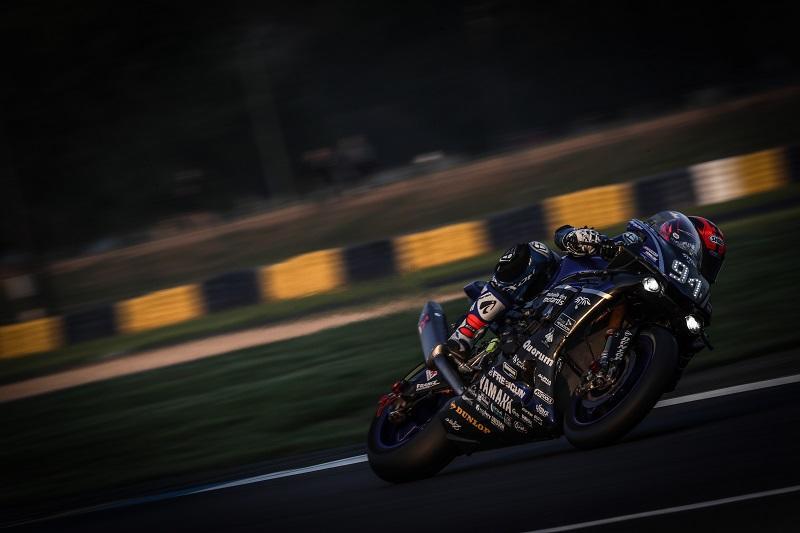 10位となった#94 GMT94 Yamaha Official EWC Team