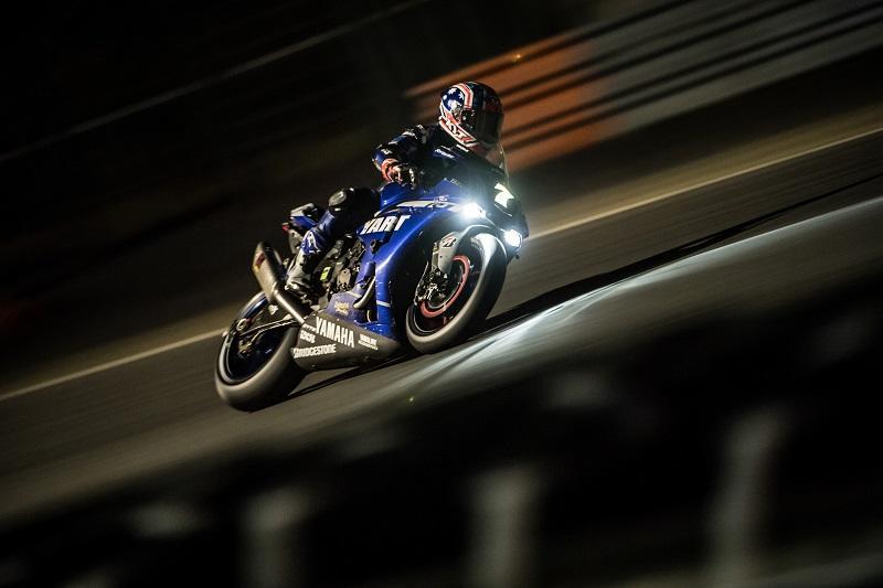 #7 ブロック・パークス(YART Yamalube Yamaha Team)