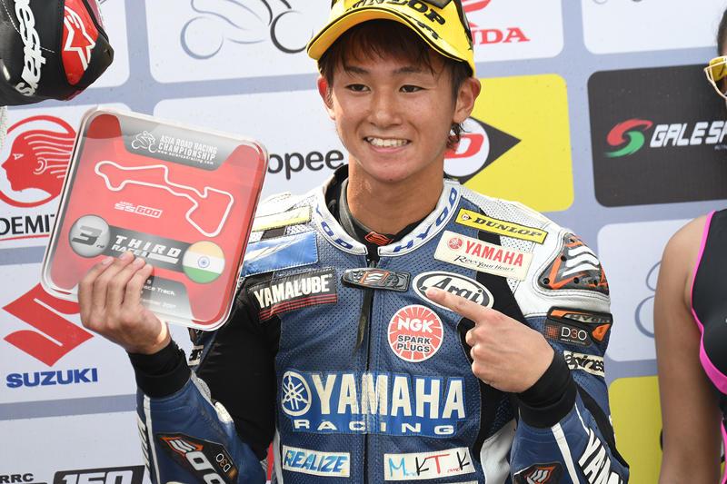 SS600 Race 1: #76 Yuki Ito  (YAMAHA RACING TEAM)