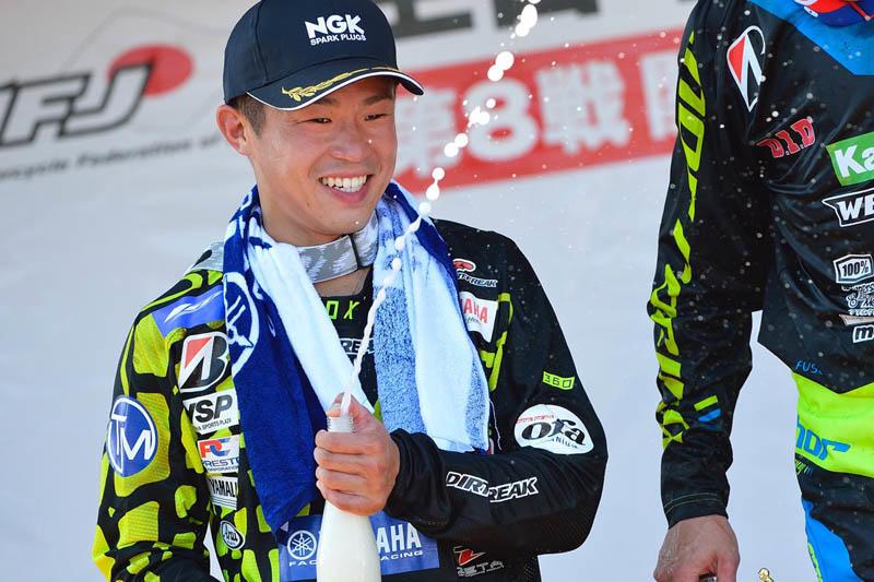 A1:復帰戦となる今大会、第1ヒートで2位表彰台を獲得した#99平田優