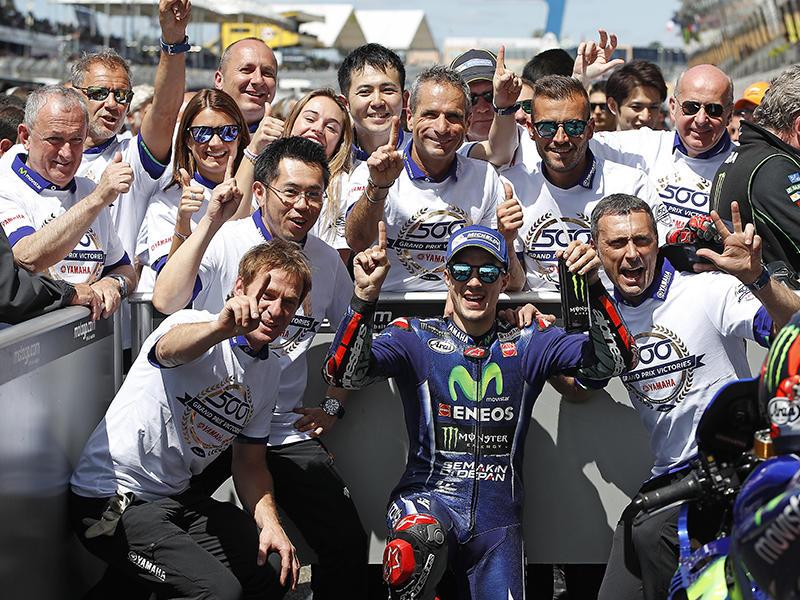 M・ビニャーレスが今季3勝目、ランキングトップへ
