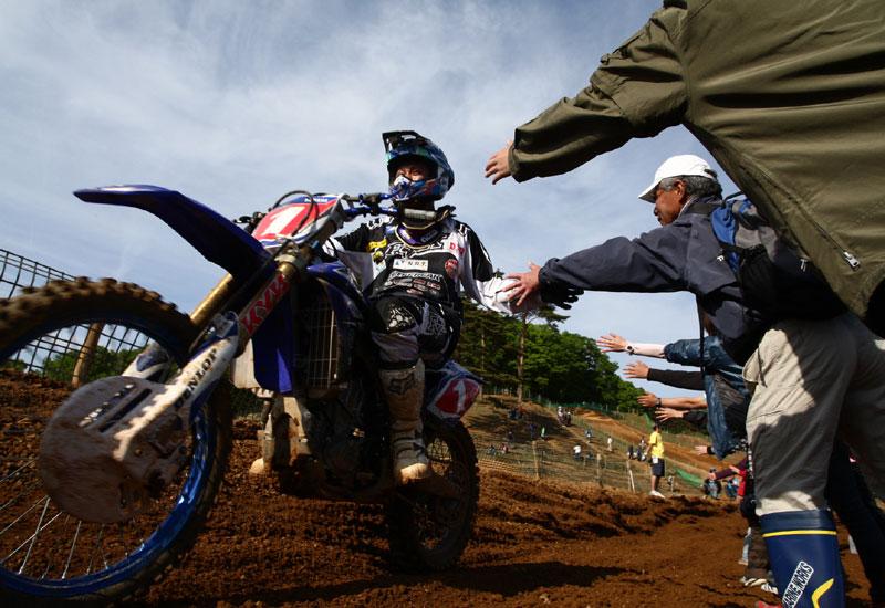 ファインショット壁紙更新 2010全日本モトクロス選手権 第4戦