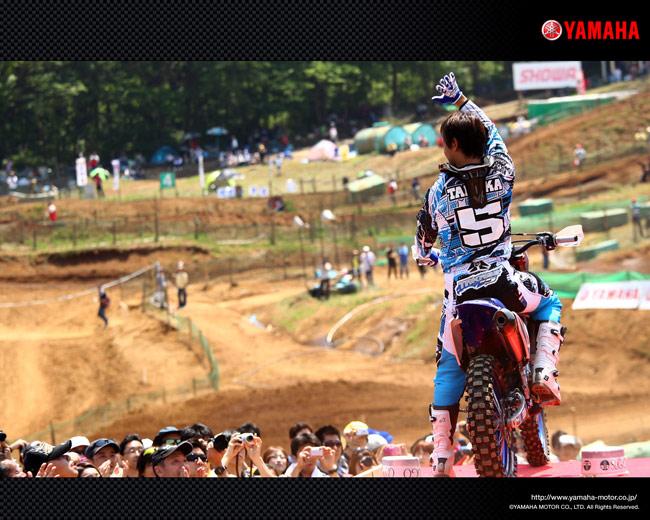 壁紙最終更新 2012全日本モトクロス選手権 第4戦スペシャルサイト