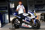 全貌あらわる! YAMALUBE Racing Team with YSP