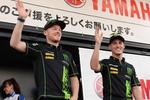 B・スミス&P・エスパルガロ「日本を楽しんでるよ!」