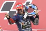 「Movistar Yamaha MotoGP」12日決勝終了後コメント