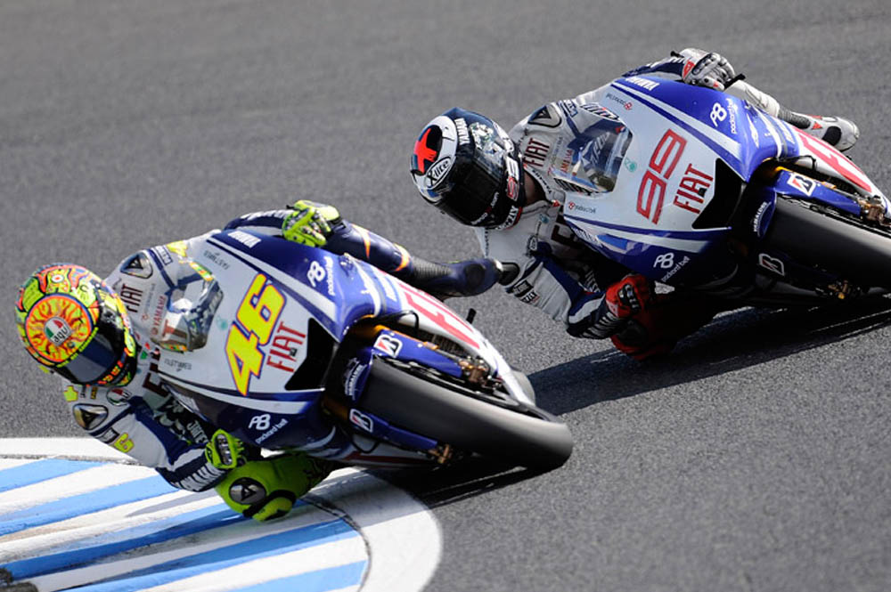 V・ロッシ選手の日本GPを振り返...