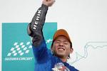 中須賀選手、過去4度のチャンピオンを振り返る「2009年」