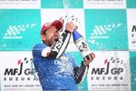 中須賀選手、過去4度のチャンピオンを振り返る「2013年」