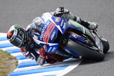 日本GP:2日目公式予選レポート