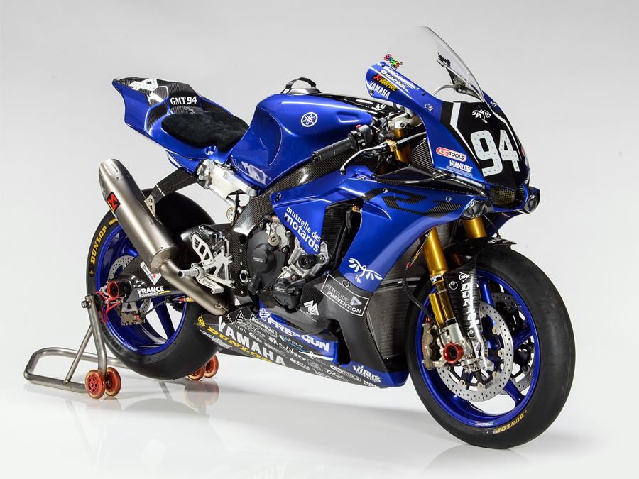 2017 94 gmt94 yamaha official ewc team suzuka 8 hours for Yamaha motorcycle website
