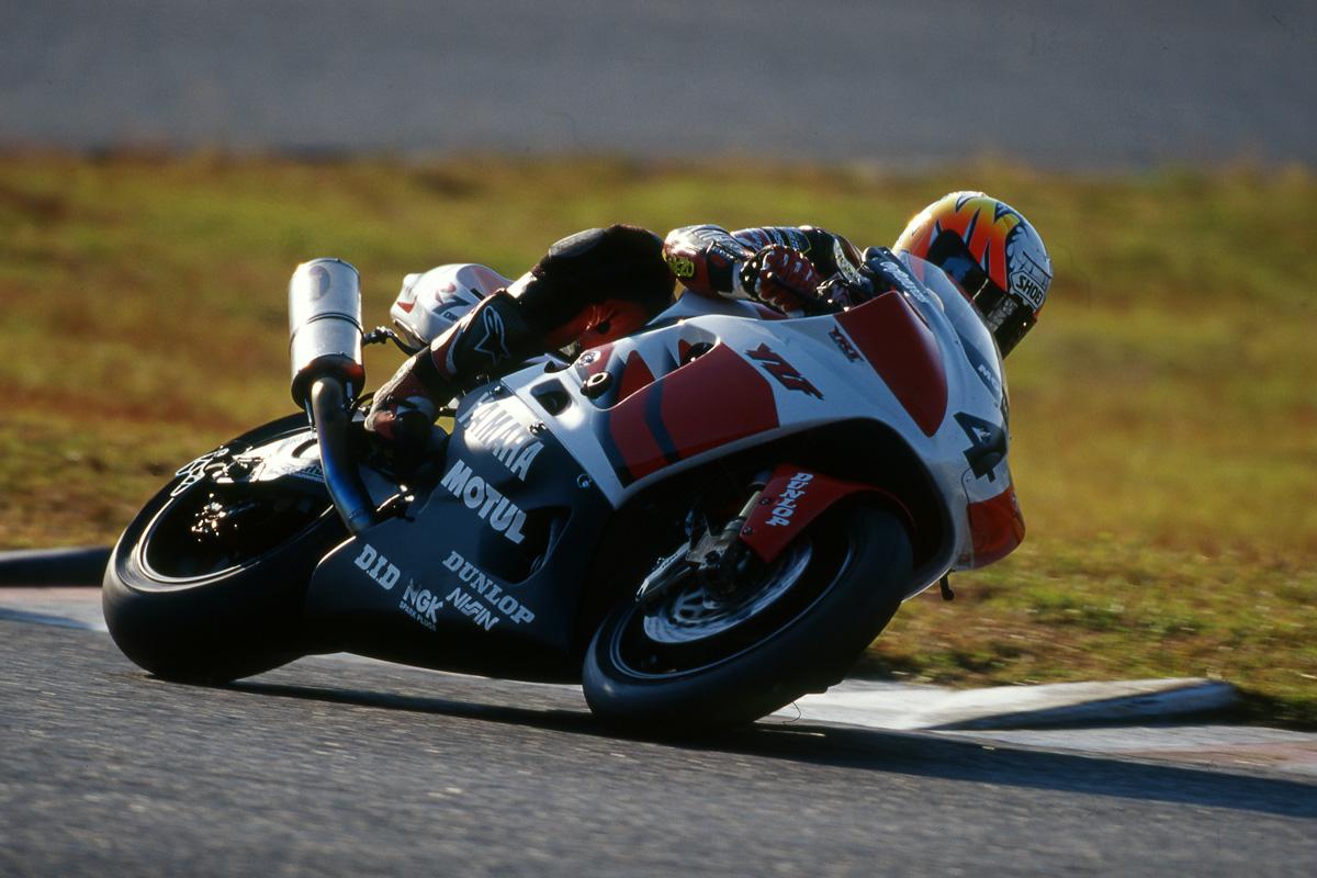 2018 Rider Interview ‐ YAMAHA ...