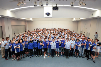Yamaha Teams Assemble for Suzuka 8 Hours Send-off  United as One in Aiming for Victory
