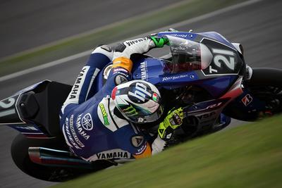 鈴鹿8耐 特別走行YAMAHA FACTORY RACING TEAMが全セッションでのトップタイムをマーク
