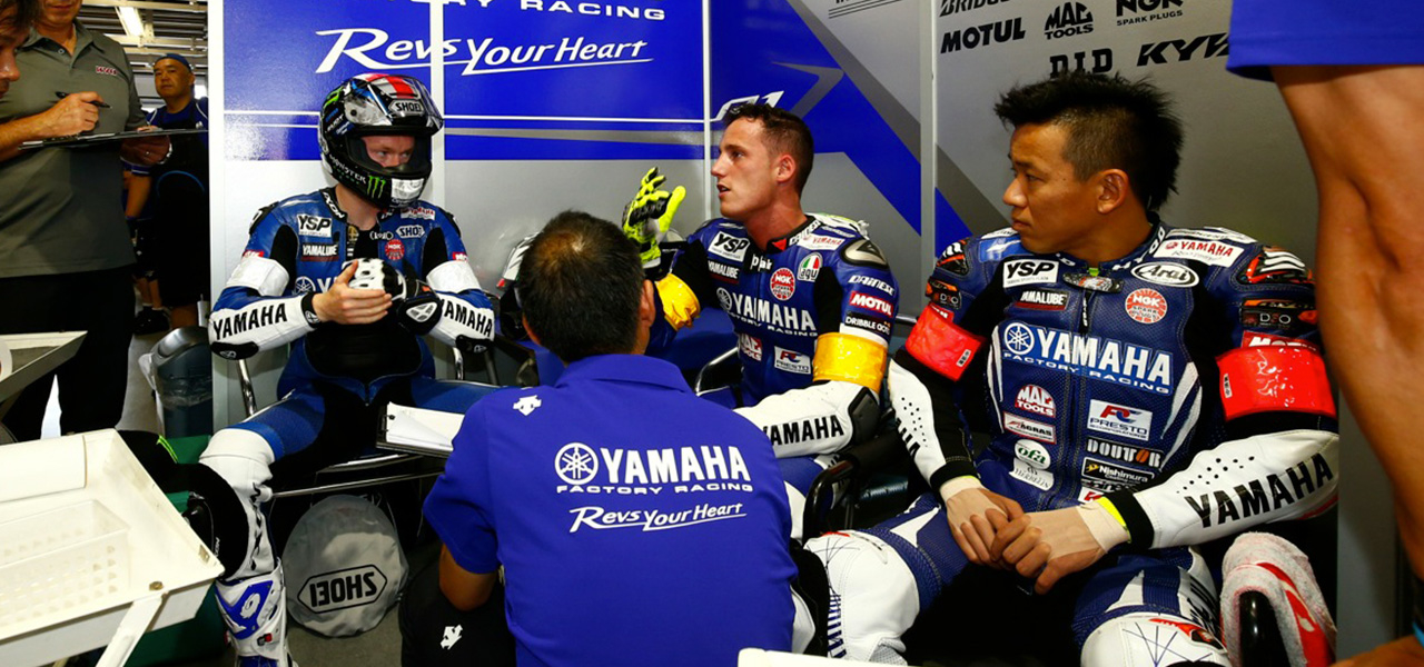 Nakasuga, Espargaró and Smith Share Their Thoughts on the New YZF-R1 and the Suzuka 8 Hours