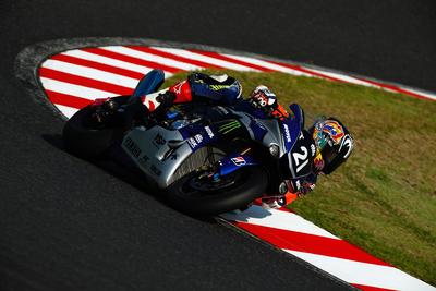 2016鈴鹿8耐がついに開幕! 「YAMAHA FACTORY RACING TEAM」がトップタイムで好スタート