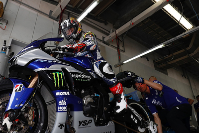 Nakasuga Wraps Up Final Test in the 2'06s as Yamaha Teams Work Through Issues and Prepare for Main Event