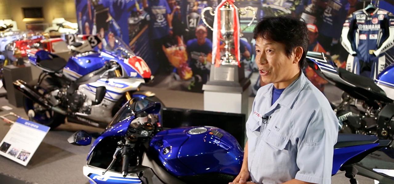 2015鈴鹿8耐SSTクラス優勝ライダー&開発者、「R1」を語る
