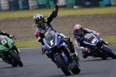 世界耐久選手権第4戦、全日本第5戦を終えヤマハチームいよいよ鈴鹿8耐モードへ!