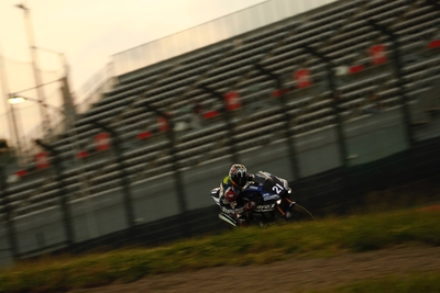 Yamaha Factory Racing Team 2nd on First Day of Combined Test