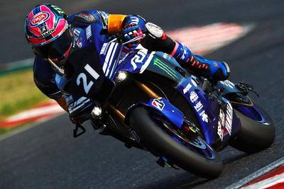 YAMAHA FACTORY RACING TEAMが暫定ポールを獲得! TOP10 TRIALでPP、そして3連覇へ!