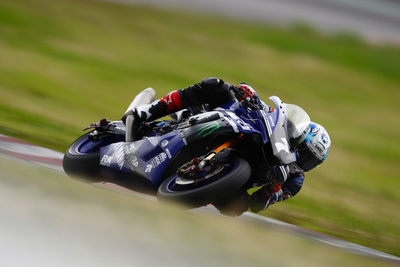Smooth and Steady. YART Yamaha Official EWC Team Begins Testing