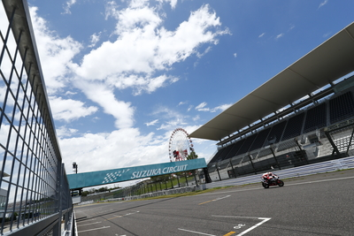 A Productive Two Days of Testing at Suzuka Come to a Close