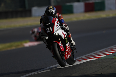 Yamaha Factory Racing Scores Second in Disrupted Suzuka Qualifying