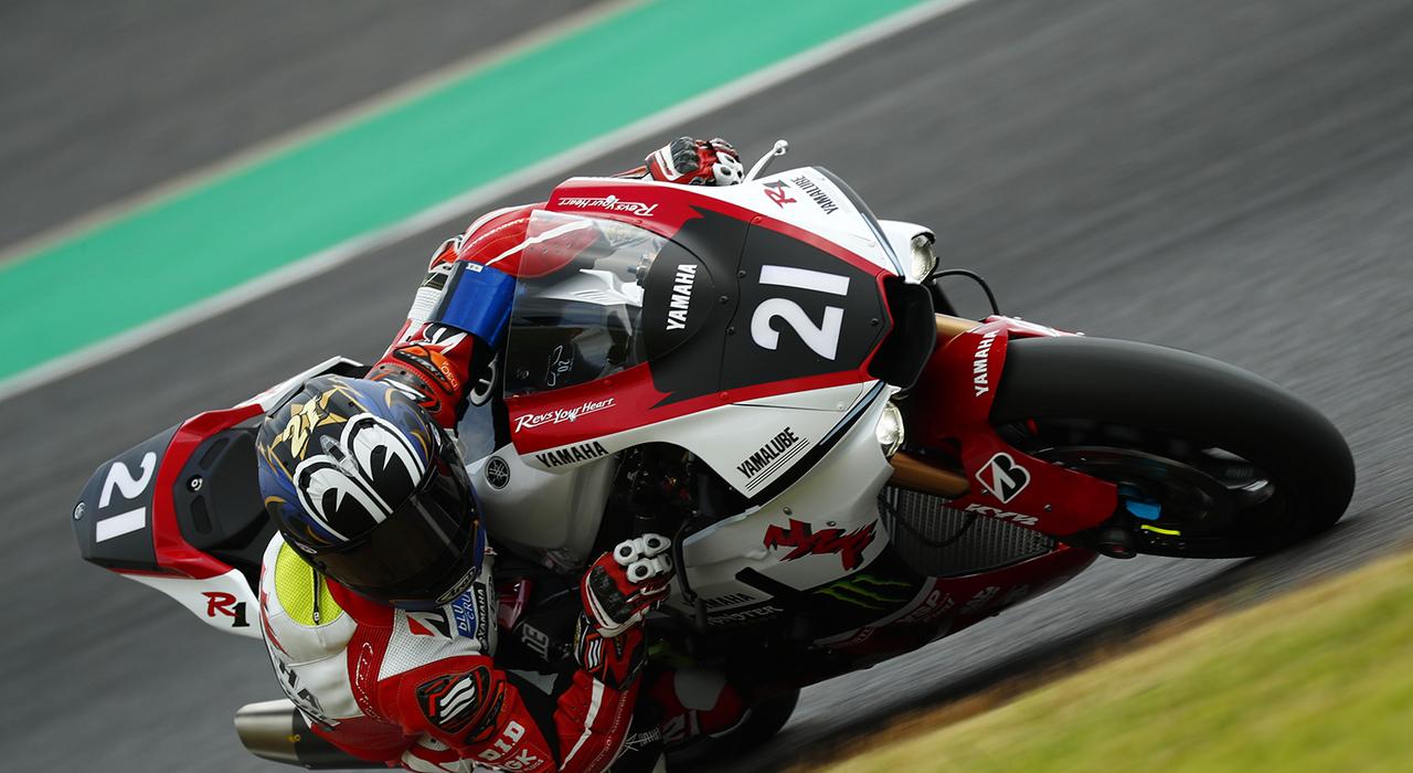YAMAHA FACTORY RACING TEAMが初日総合トップ、4連覇へ好発進