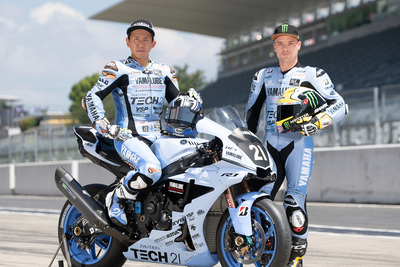 2019 Suzuka 8 Hours Yamaha Factory Riders Interview