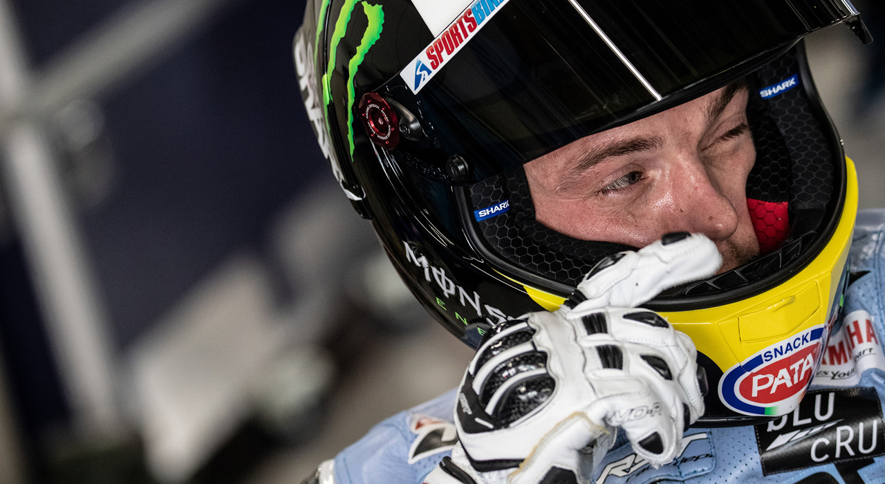 Alex Lowes Interview: The Air About the Yamaha Garage