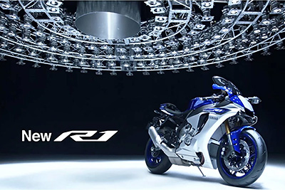 "The All-New 2015 YZF-R1: A ""Pure Sports"" Machine With YZR-M1 Lineage"