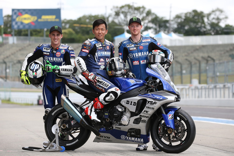 Suzuka 8 Hours Tyre Manufacturers' Testing Yamaha Factory Racing Team Finishes with Fastest Times
