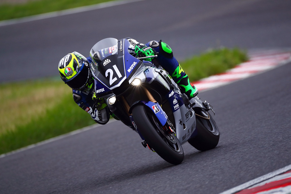 Yamaha Factory Racing Team Productive Start on Road to Back-to-back Victories | Suzuka 8 Hours ...