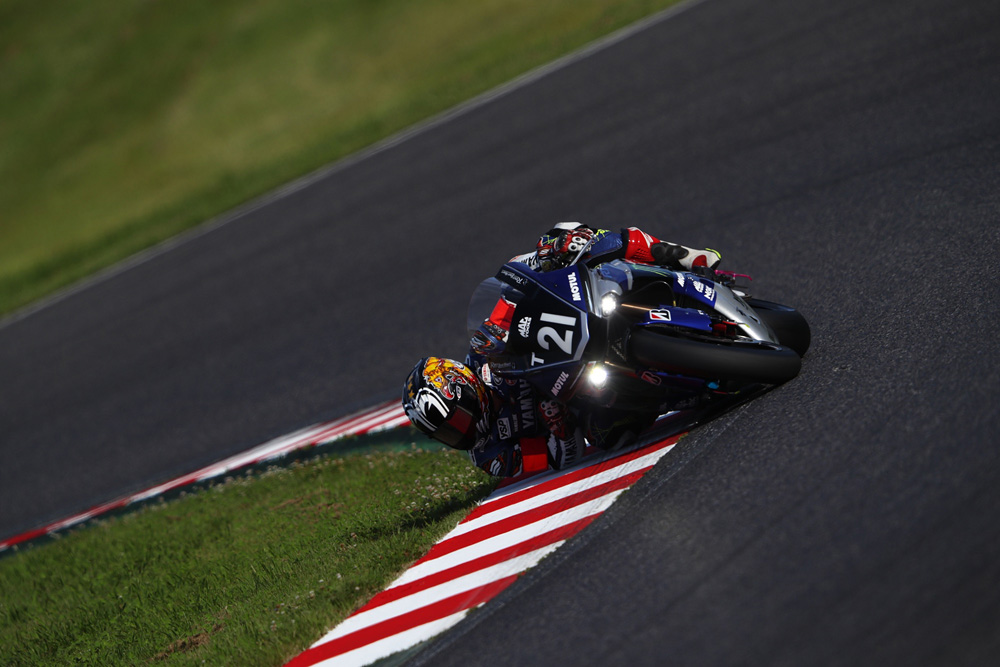 Yamaha Factory Racing Deliver Second Consecutive Pole in Suzuka 8 Hours Top Ten Shootout ...