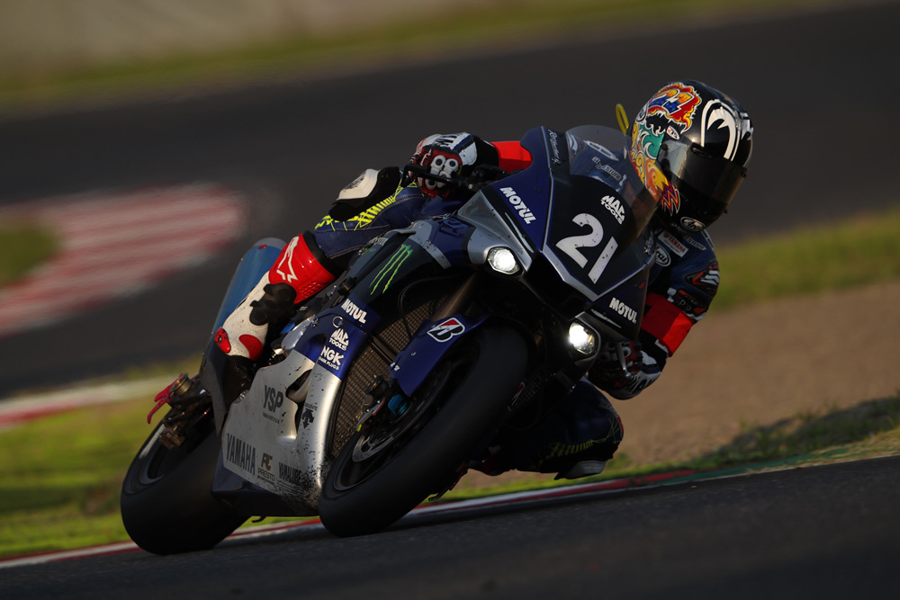 Yamaha delivers endurance masterclass with second for Yamaha racing team