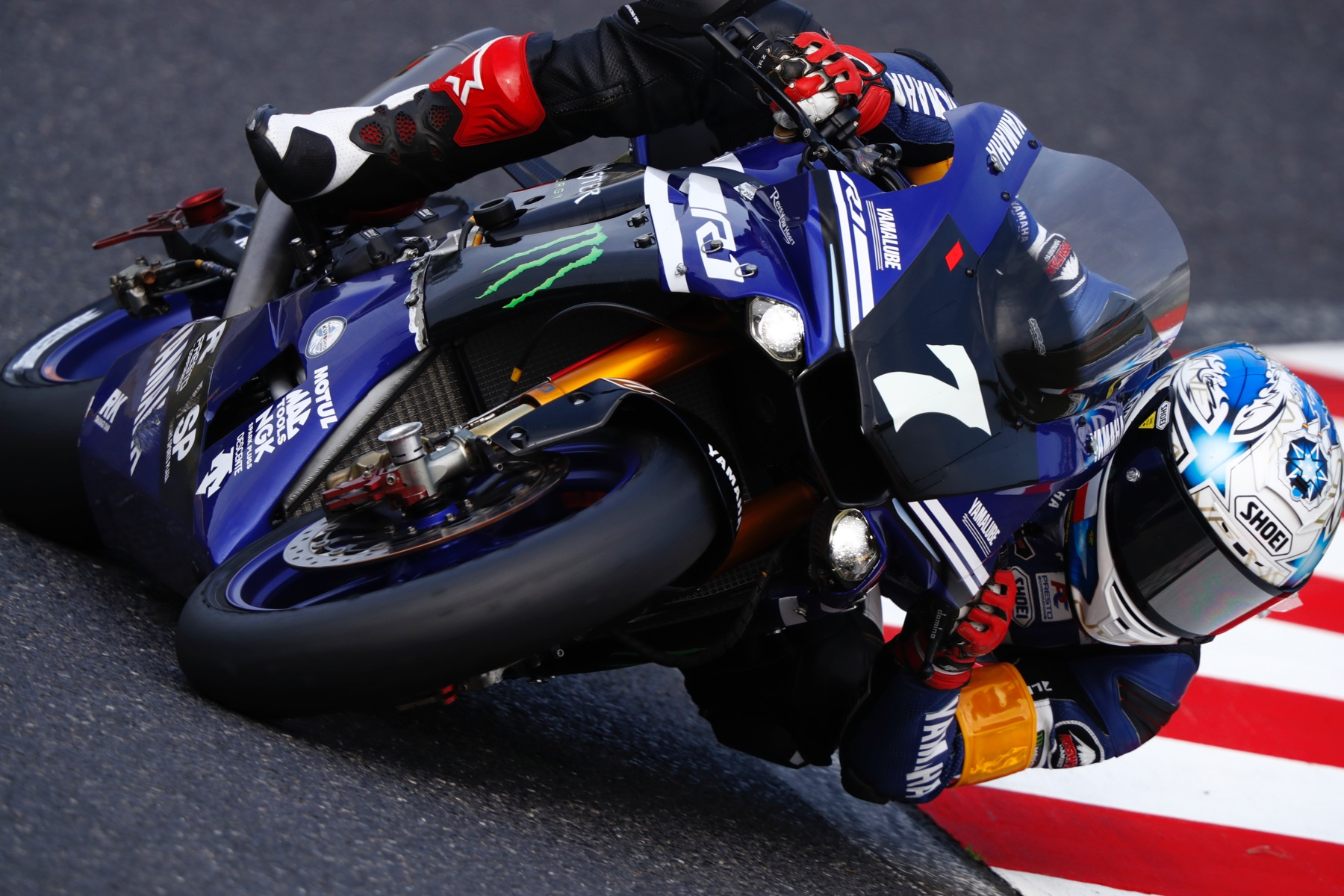 Yamaha factory racing team flies to third consecutive for Yamaha racing team
