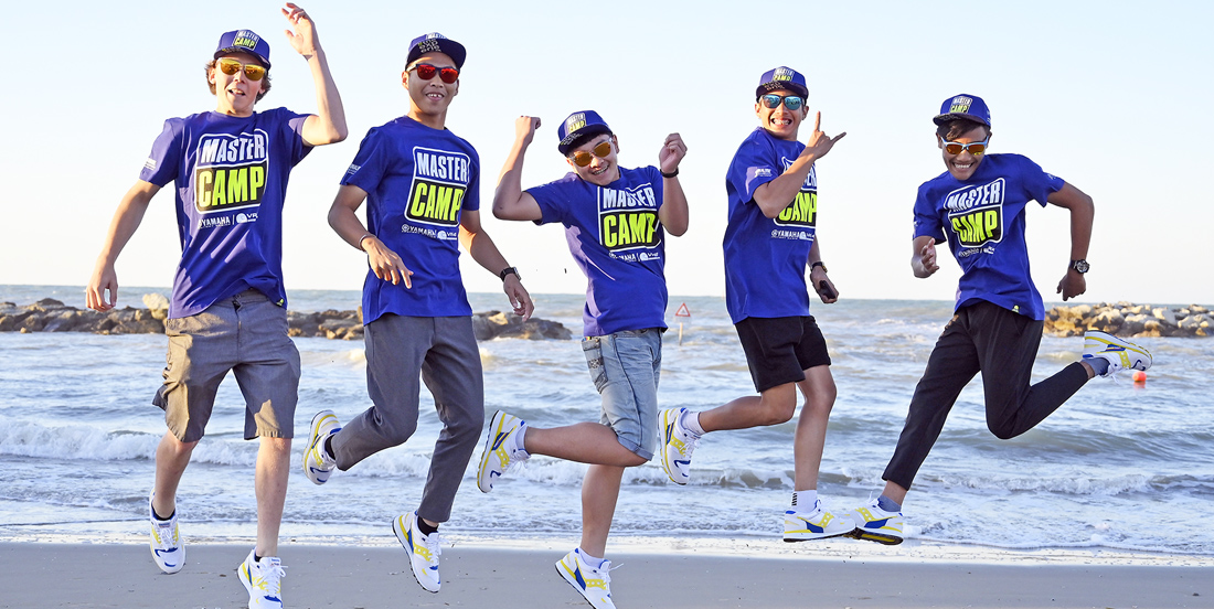 Yamaha VR46 Master Camp Students on Starting Blocks to Commence Eighth Edition
