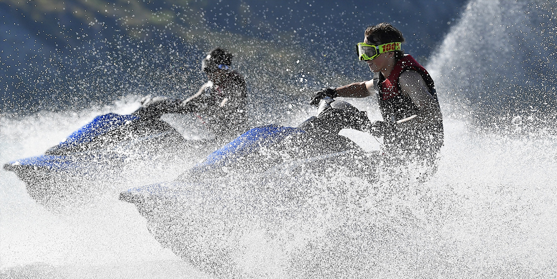 8th Edition Master Camp Riders Try Two New Disciplines on Day 2
