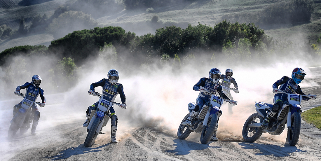 Hot Start To The 5th Yamaha VR46 Master Camp