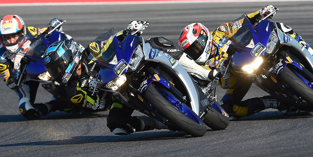Mastering the Misano World Circuit