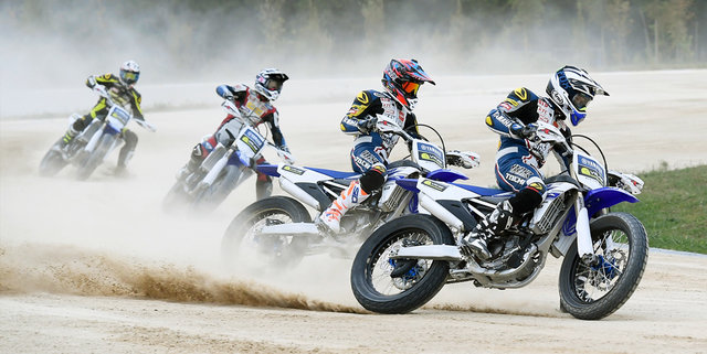 Master Camp Riders Return to Action