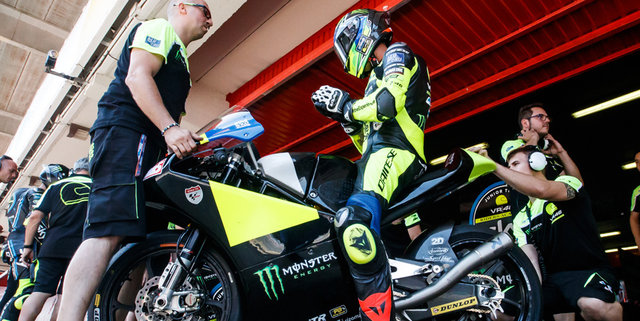 FIM CEV Championship:アピワットがレース2で今季最高の7位を獲得