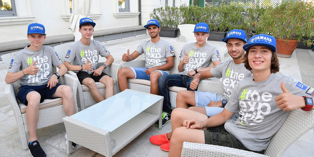 Six New Students Embark on Yamaha VR46 Master Camp Adventure