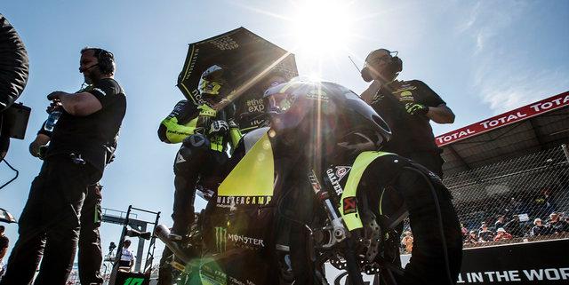 Apiwath Wangthananon Takes 12th in Le Mans