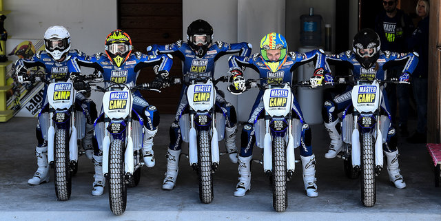 Students Get Up to Speed at the Yamaha VR46 Master Camp