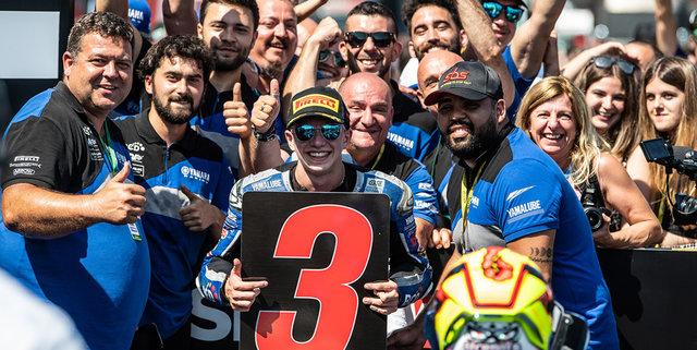 スーパースポーツ300世界選手権 第5戦リビエラ・ディ・リミニ