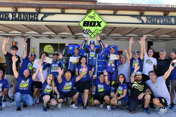 Yamaha VR46 Master Camp終了、ライダーたちは次のステップへ