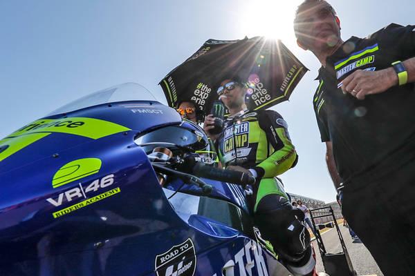2019 CEVヨーロッパ選手権Moto2 第6戦ヘレス